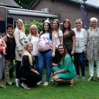 Body schmink studio babyshower baby minnie mouse foto groep 2 logo