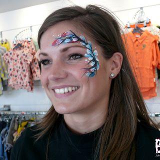 Body schmink studio 4 jaar new kids by demi bloemen eye design gemert 2