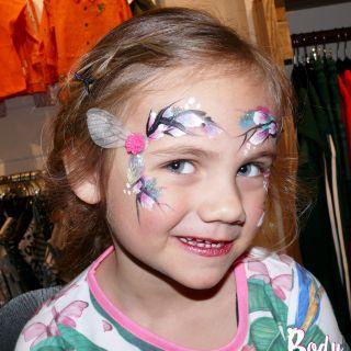 Body schmink studio 4 jaar new kids by demi bloemen eye design gemert 3