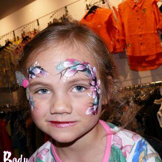 Body schmink studio 4 jaar new kids by demi bloemen eye design gemert 4