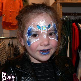 Body schmink studio 4 jaar new kids by demi princess gemert 4