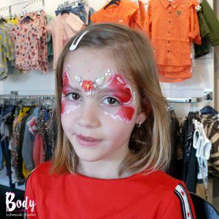 Body schmink studio 4 jaar new kids by demi princess gemert