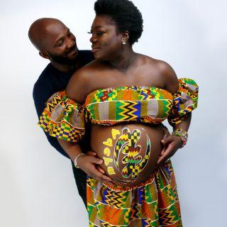 Body schmink studio bellypaint africa design beek en donk 10 logo