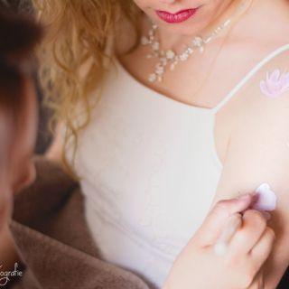 Bridal paint in aktie