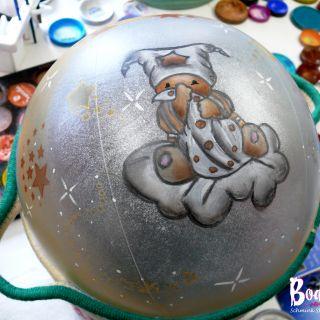 Body schmink studio cursus bellypaint baby beek en donk 3