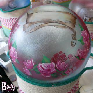 Body schmink studio cursus bellypaint parchemin beek en donk