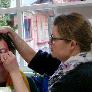 Body schmink studio cursus basis schminken beek en donk 9