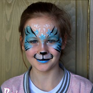 Body schmink studio schminken blue tiger cafe thuis beek en donk