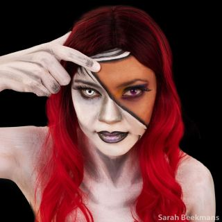 Fb body schmink studio facepaint illusionist _1