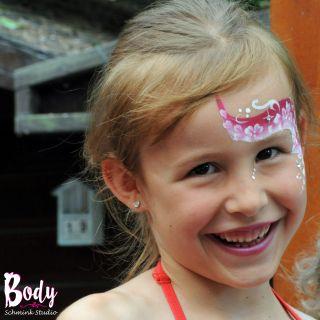 Body schmink studio feest one stroke en bloemen heeze 2 logo