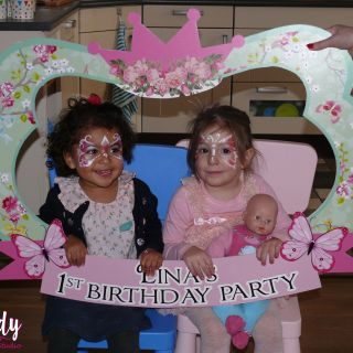 Body schminkstudio kinderfeest princess frame2