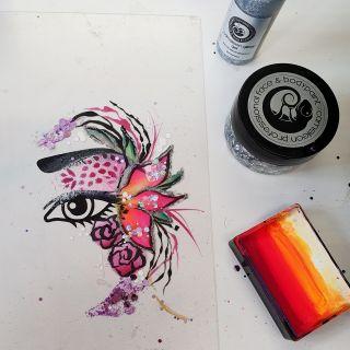 Body schmink studio workshop eyes design beek en donk 2