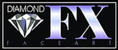 Body Schmink Studio maakt o.a. gebruik van Diamond FX producten