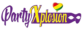 Body Schmink Studio maakt o.a. gebruik van PartyXplosion producten